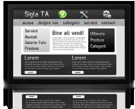 Realizare site Portal, sistem CMS