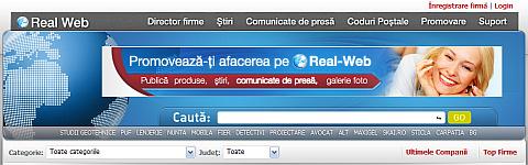 Catalog Online pentru Firme si Companii
