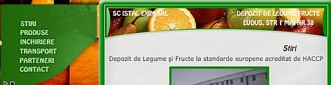 Depozit de legume-fructe Istal Exim