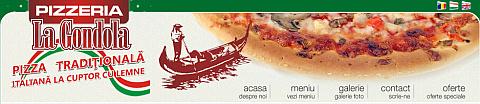Pizza La Gondola Tirgu Mures