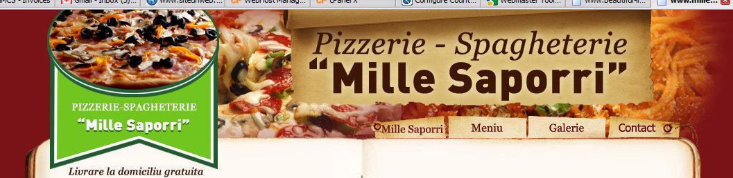 Pizzerie Spagheterie Mille Saporri