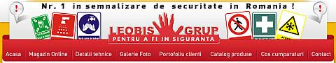 Indicatoare de securitate - Leobis Group
