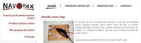 SC Navoflex SRL - Produse de slefuit, reparat noduri