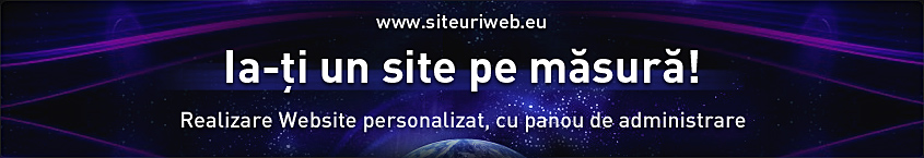 Real Life realizeaza site-uri web cu panou de administrare.