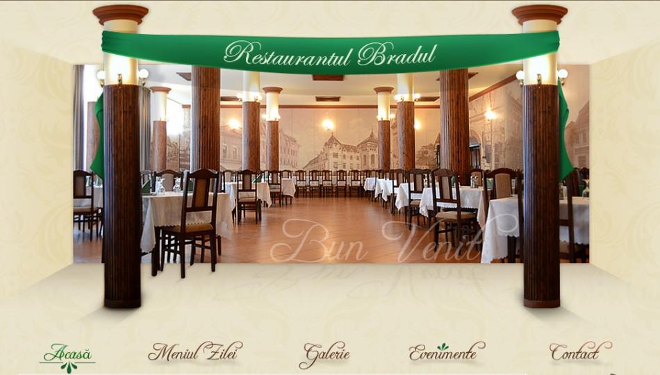 http://www.restaurant-bradul.ro/