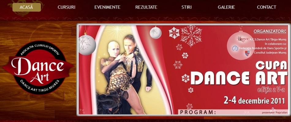 Asociatia Club Sportiv DanceArt Tirgu Mures